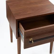West Elm Bedside Table Bedside Tables Dark Wood Getpaidforphotos Com