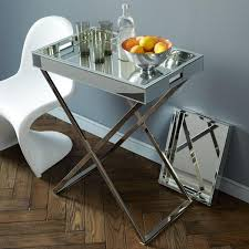 butler table with tray tall butler tray stand west elm uk