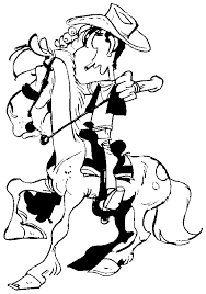 999 coloring pages lucky luke 999 coloring pages educational learning fun