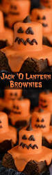 Original Name For Halloween by Melted Jack O U0027 Lantern Brownies Jack O Jack O U0027connell And Jack