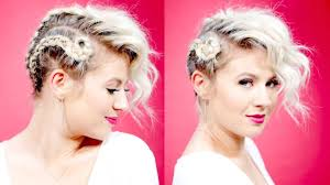 creative and most beautiful short hairstyles milabu youtube