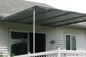 Deck Canopy Awning Heavy Duty Tarps Shade Awnings And Canopies