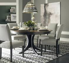 Grey Dining Table Set Weathered Gray Romeo Dining Table With Bench White Chairs Grey