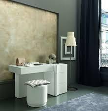 armonia white gloss modern vanity table dressing table