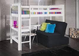 High Sleeper With Futon High Sleeper Bunk Beds