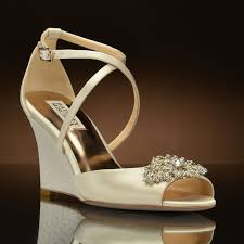 wedding shoes badgley mischka abigail by badgley mischka wedding shoes at my glass slipper