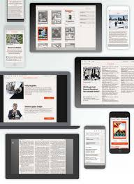 spiegel design chamozolana app ui design chamozolana