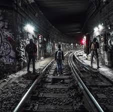 photographers in nyc photographer captures abandoned new york city subways