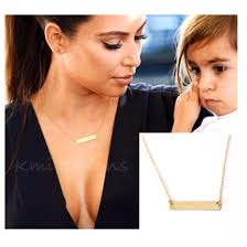 fashion necklace gold images Jewels gold jewelry gold chain kim kardashian necklace gold jpg