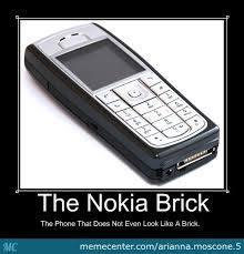 Nokia Brick Meme - the nokia brick by arianna moscone 5 meme center