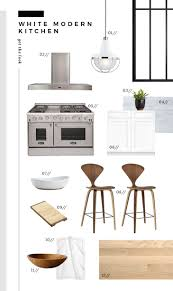 bright modern kitchen get the look bright modern kitchen room for tuesday