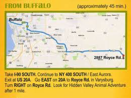 travel directions images Driving directions hidden valley animal adventure jpg