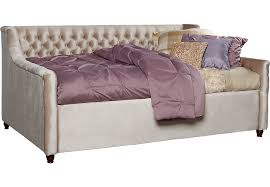 Rooms To Go Sofas by Alena Champagne 2 Pc Full Daybed Daybeds Colors