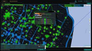 Ingress World Map by Battlefield Story New York City U0027s First Enlightenment L8 Portal