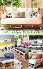 best 25 pallet daybed ideas on pinterest bed couch wood pallet