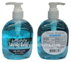 Sabun Cair cairan antibakteri sabun sabun cair ringan jelas antibakteri