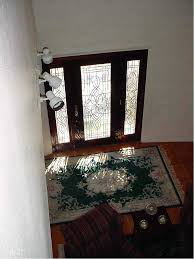 articles with white front door with leaded glass tag appealing