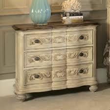 American Woodcrafters American Drew Jessica Mcclintock Boutique Bachelor Chest In White