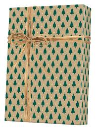 turquoise wrapping paper trees kraft gift wrap innisbrook wrapping paper