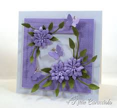 paper flowers die cut paper flowers and butterflies kittie kraft