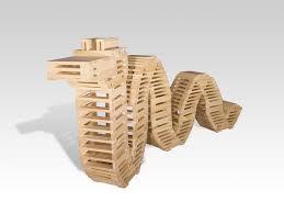 citiblocs pine wood slab building blocks