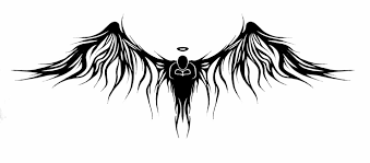 lonely love angel tattoo by viper mod on deviantart