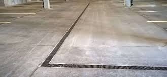 parking garage concrete floor cleaning service in minneapolis