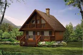 cabin home plans mountain cabin house plans home design sea008 7003