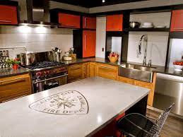 hgtv kitchen cabinets concrete kitchen countertops pictures u0026 ideas from hgtv hgtv