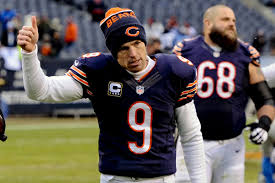 chicago bears fan site robbie gould says thank you to chicago bears fans windy city