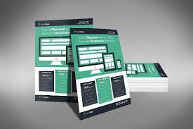 lavish electric store a4 bi fold brochure template perfect web designing half page flyer template jpg