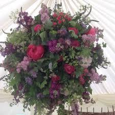flower balls wedding wednesday on trend hanging flower balls flowerona