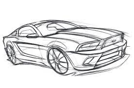 bugatti drawing bugatti chiron outline clipart