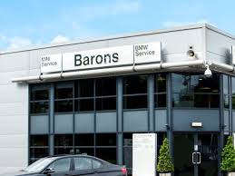 bmw showroom exterior barons farnborough aftersales farnborough bmw service centre