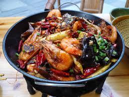 chinois à la cuisine chine cuisine