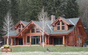 Log Homes Cascade Handcrafted Log Homes Custom Design & Build