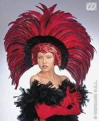 carnival accessories luxury headgear