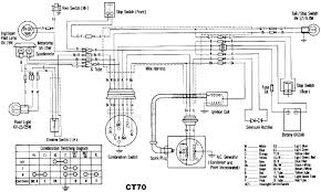 honda ct70 k0 wiring diagram honda wiring diagrams instruction