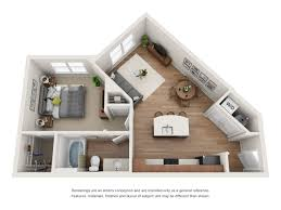 1 Bedroom House Plans by Floor Plans Of River House Apartments In Baton Rouge La