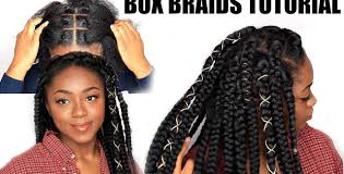 hairstyles using rubber bands box braids using the rubber band method afrikan mbiu