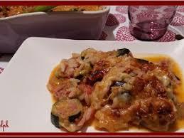 cuisiner de la courgette gratin de courgettes et d aubergines facile et pas cher recette