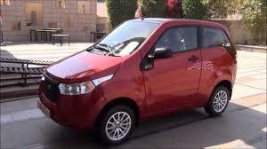 Best Affordable Car Interior Mahindra Reva E2o Electric Car Review Exteriors Interiors And