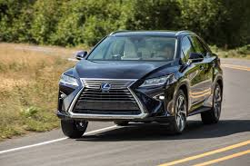 lexus suv length 2016 lexus rx review autoevolution
