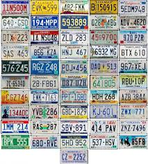 Vanity Plates Washington License Plates For Sale