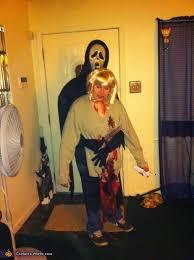 Halloween Illusion Costumes Scream Illusion Halloween Costume