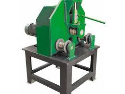 electric pipe bending machine ellsen wrought iron machine