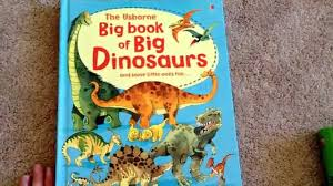 big book big book of big dinosaurs