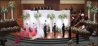 wedding altar flowers wedding flowers from international florist your local naples fl