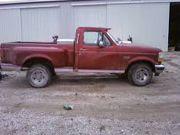 Ford F150 Truck Length - ford f 150 questions i am taking the engine out of a 1993 ford