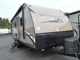 wilderness travel trailers floor plans 2015 heartland wilderness 2175 rb travel trailer rockford mi